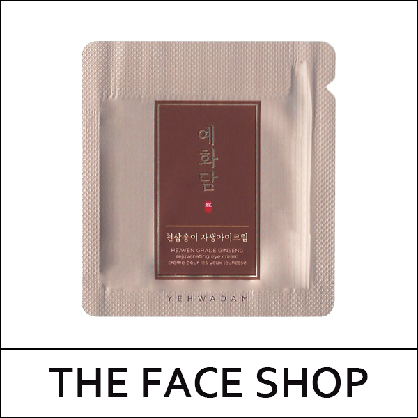 The Face Shop Yehwadam Heaven Grade Ginseng Rejuvenating Eye Cream