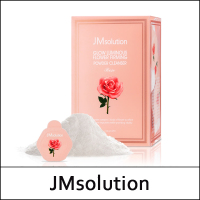 JMsolution Glow Luminous Flower Firming Powder Cleanser [Rose]