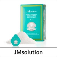 JMsolution Marine Luminous Deep Moisture Powder Cleanser [Pearl]