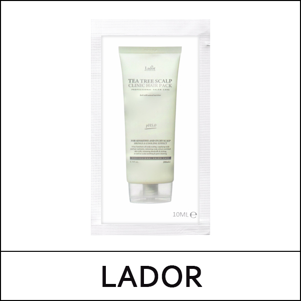 Lador Tea Tree Scalp Clinic Hair Pack 10 ml
