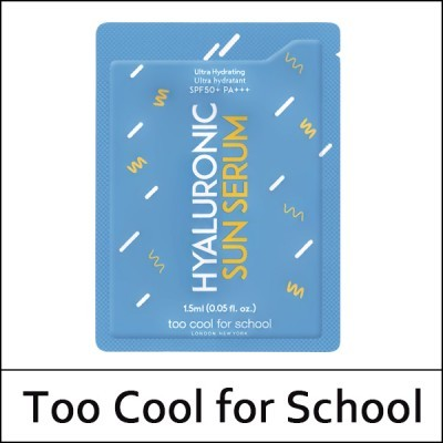 Too Cool for School Hyaluronic Sun Serum SPF50+ PA+++ 1.5 ml