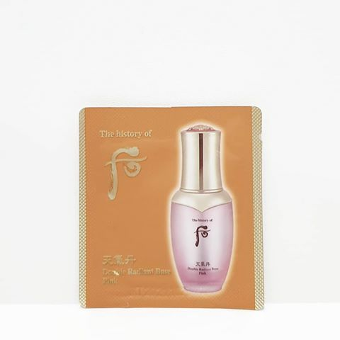 The History of Whoo Hwahyun Double Radiant Base Pink