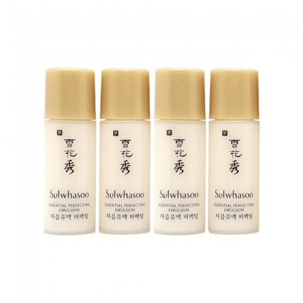 Sulwhasoo Essential Perfecting Emulsion 5 ml