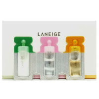 Laneige Focus Active Ampoule Trial Kit (3 items)