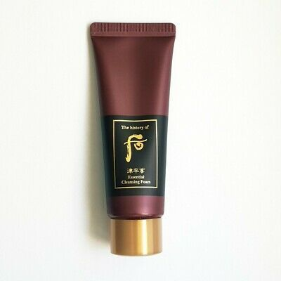 The History of Whoo Essential Cleansing Foam 40 ml