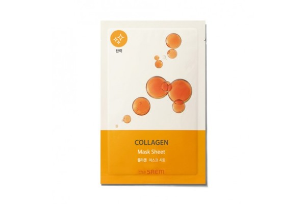 The Saem Bio Solution Mask Sheet Firming Collagen