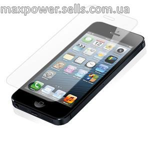 Защитное cтекло Tempered Glass Clear Remax для Apple iPhone 5S/5/5C Round Edge 0.1mm 9H