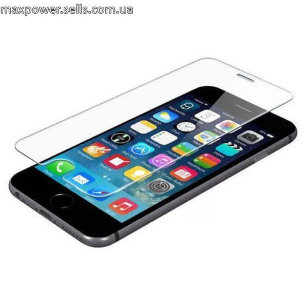 Защитное cтекло Tempered Glass Clear Remax для Apple iPhone 6 Plus Round Edge 0.2mm 9H