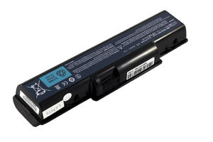 Аккумуляторная Батарея Acer Aspire 4732 5532 7715 eMachines D525 E627 G525 Gateway NV52 11.1V 4400mAh/8800mAh Black
