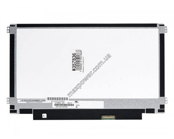 "Дисплей 11.6"" BOE NT116WHM-N10 (Slim LED,1366*768,40pin)"