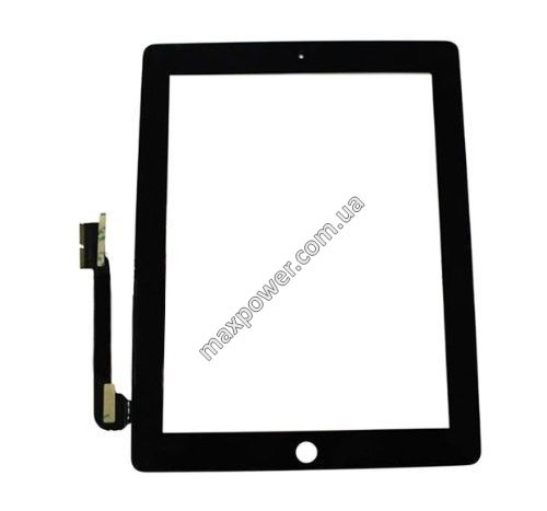 Сенсор для планшета Apple iPad 3 Black
