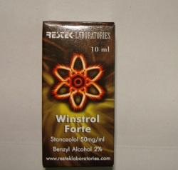 Winstrol forte 10 ml x 50 mg/ml