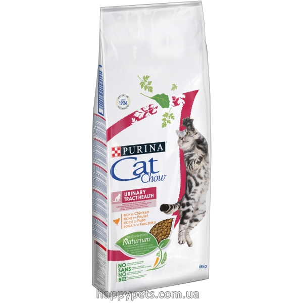 Cat Chow Urinary 15 кг (урология)