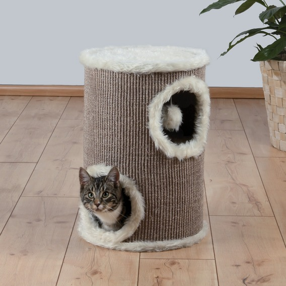 "Дряпка ""Cat Tower"" 50см коричн./беж."