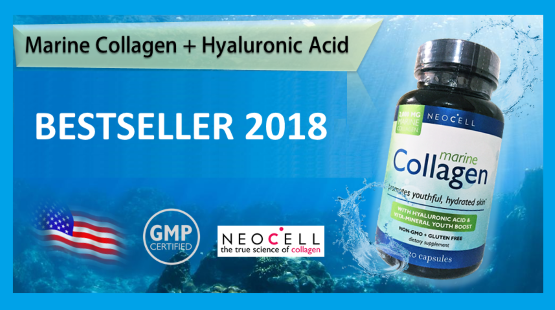 Neocell, Marine Collagen, 120 Capsules