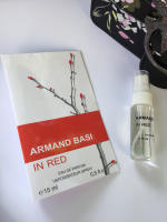 In Red Armand Basi