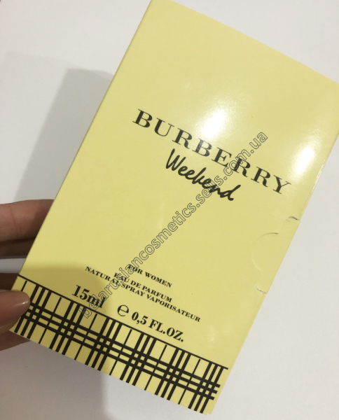Weekend for Women Burberry аромат