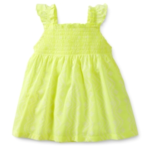 Туника Bright Yellow Carters