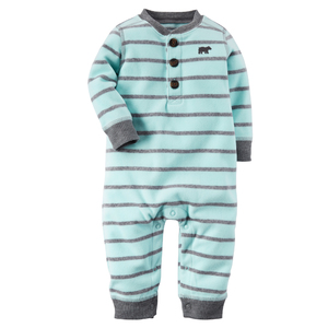 Человечек Blue and stripe Carters