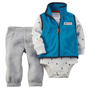 Комплект Blue and Gray Carters