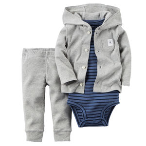 Комплект Gray & Navy Carters