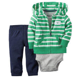Комплект Green Stripe Carters