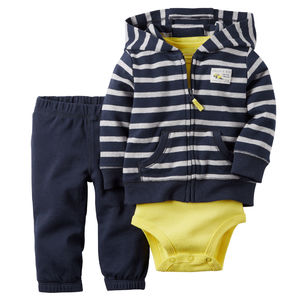 Комплект Stripe & Yellow Carters