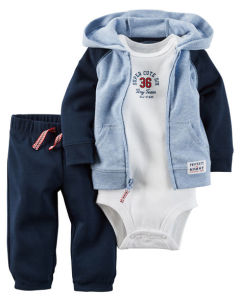 Комплект Heather blue Carters