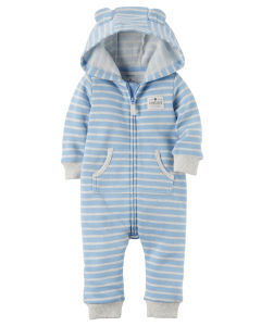 Человечек Blue stripes Carters