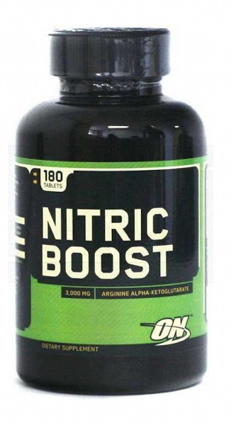 ON Nitric Boost, 180 капс
