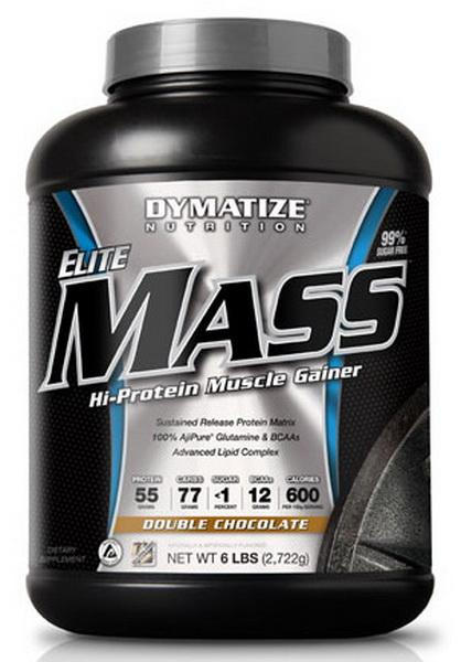 Dymatize Elite Mass Gainer, 2730 гр (6 lb)