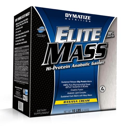 Dymatize Elite Mass Gainer, 4530 гр (10 lb)