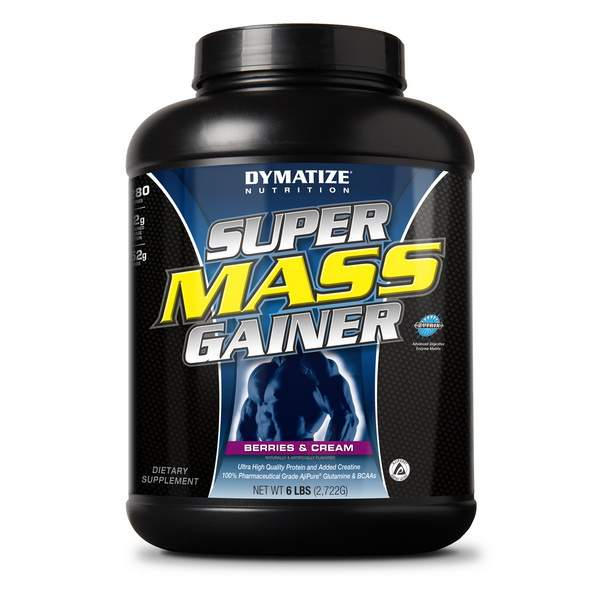 Dymatize Super Mass Gainer, 6 lb (2730 гр)