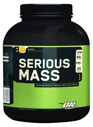 ON Serious Mass, 6 lb (2727 гр)