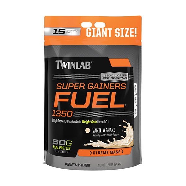Twinlab Super Gainers Fuel Pro, 12 lb (5400 гр)