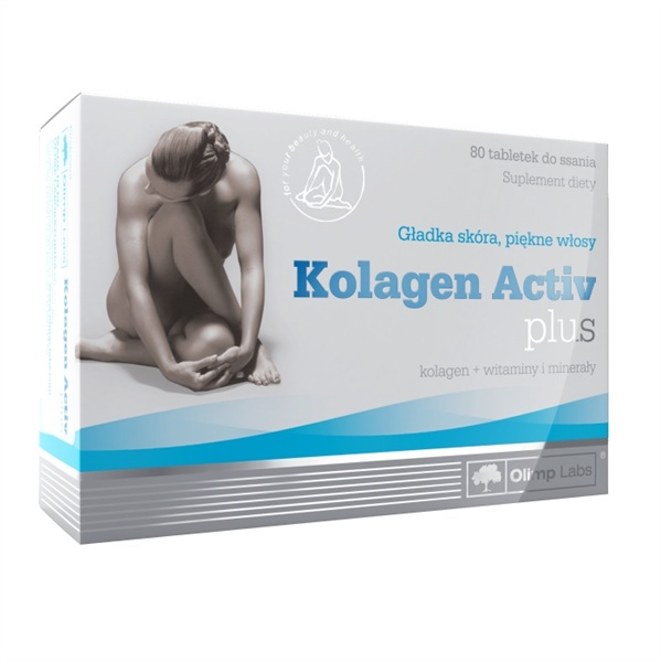 Olimp Kolagen Active Plus, 80 табл