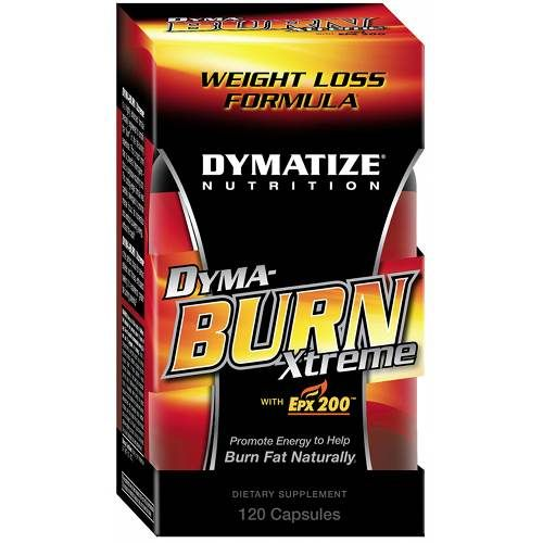 Dymatize Dyma-Burn Xtreme with EPX, 120 капс