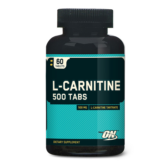 ON L-Carnitine Tabs 500, 60 таб