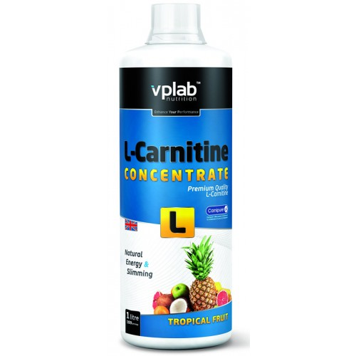 VPLab L-Carnitine concentrate, 1 литр