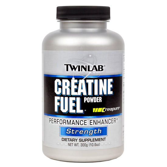 Twinlab Creatine Fuel Powder, 300 гр