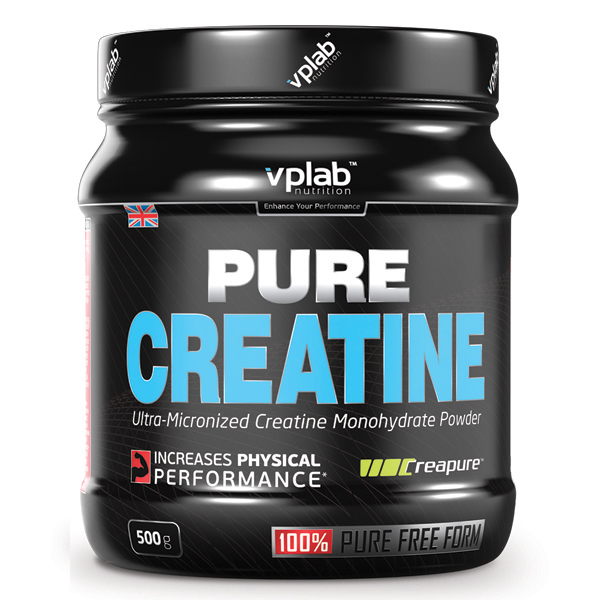 VPLab Pure Creatine, 500 гр
