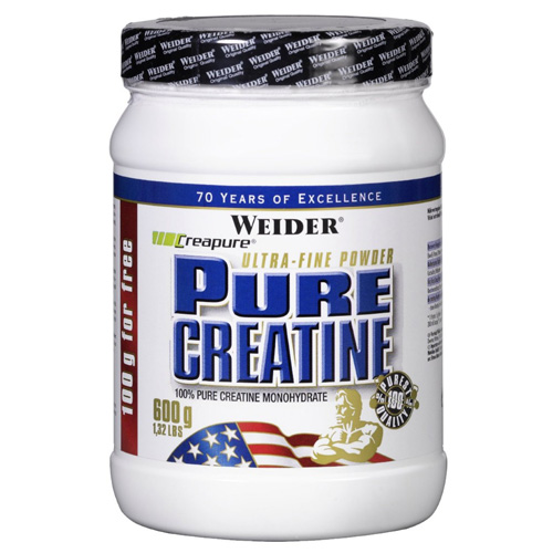 Weider Pure Creatine Powder, 600 гр