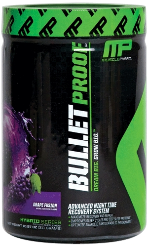 Muscle Pharm Bullet Proof, 340 гр (40 порц)