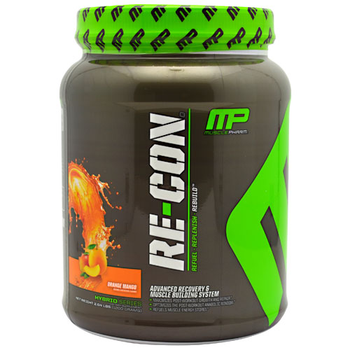 Muscle Pharm Re-Con, 2,64 lb (1200 гр)