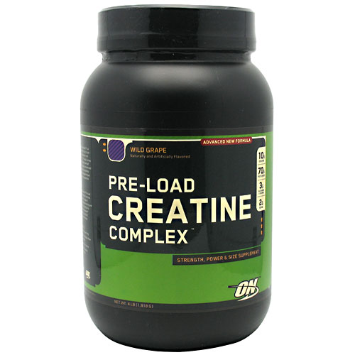 ON Pre-Load Creatine Complex, 1820 гр