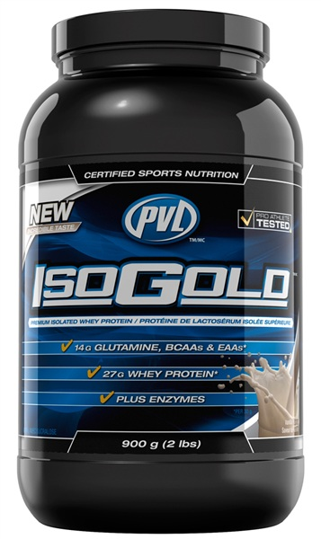 Fit Foods PVL Iso-Gold, 2 lb (908 гр)