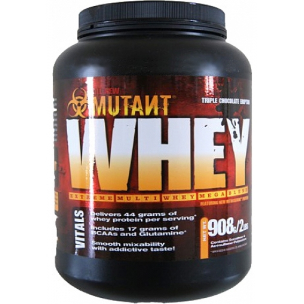 Fit Foods Mutant Whey, 2 lb (908 гр)