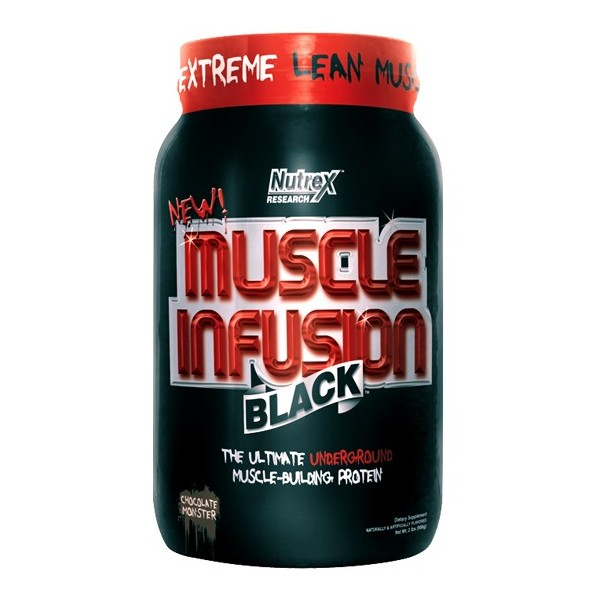 Nutrex Muscle Infusion, 2 lb (907 гр)