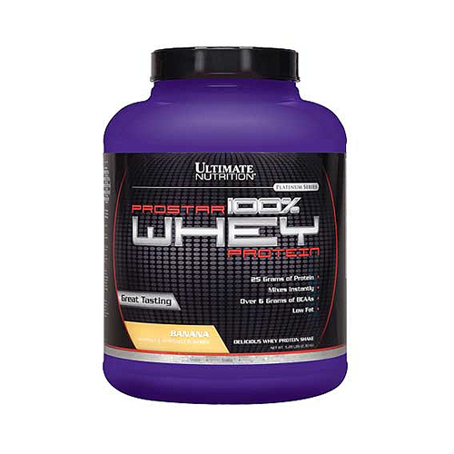 Ultimate ProStar Whey Protein, 5 lb (2390 гр)
