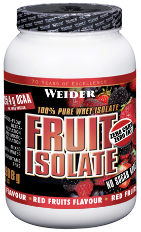Weider Fruit Isolate, 908 гр